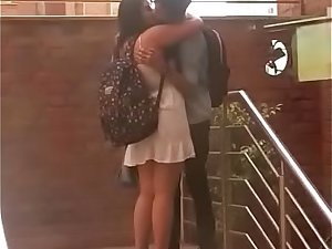 AIIMS Young Couple Sex Scandal MMS - Tamil Porn Videos