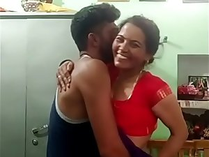 Desi village couple tries western positions and fucked whole night