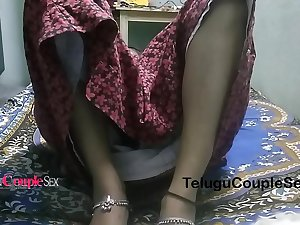 Telugu desi indian wife late night homemade fuck